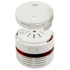 Czujnik dymu EL-Home SD-13B8 - zasilanie bateryjne, czujnik foto-optyczny, żywotność baterii i sensora 10 lat