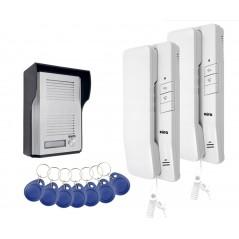 DOMOFON EURA ADP-41A3 brelok RFID 2 słuchawki