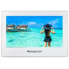 Wideodomofon jednorodzinny Bernstein WiFI + 2 monitory