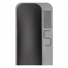 Unifon / Słuchawka ''CYFRAL'' SMART 5P CZARNO-BIAŁY do domofonów analogowych