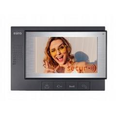 "Wideodomofon Eura Monitor VDA-02A3 PLUTON G 7"" z kasetą VDA-81A3 z szyfratoremKatalog  Produkty"