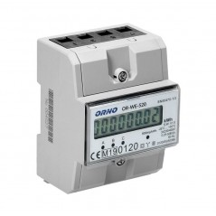 Licznik energii 3 fazowy zużycia energii ORNO 80A