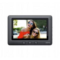 Wideodomofon Eura PROXIMA M45 CZARNY - jednorodzinny, unifon WiFi, monitor 7''