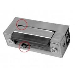 RYGIEL ELEKTROMAGNETYCZNY (ELEKTROZACZEP) RE-28G2 symetryczny z pamięcią i wyłącznikiem 12V AC/DC